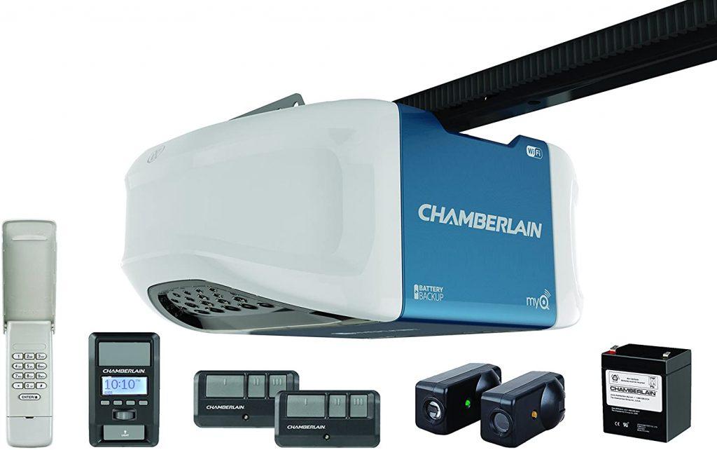 Chamberlain Garage Door Opener- Garage Door Openers
