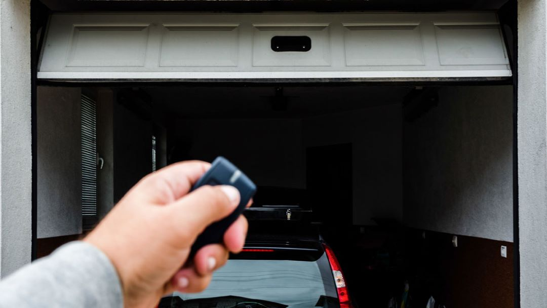 Garage Door Remote Control-Garage Door Repair