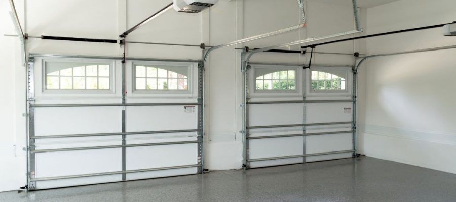 Residential House Garage Door-Garage Door Repair