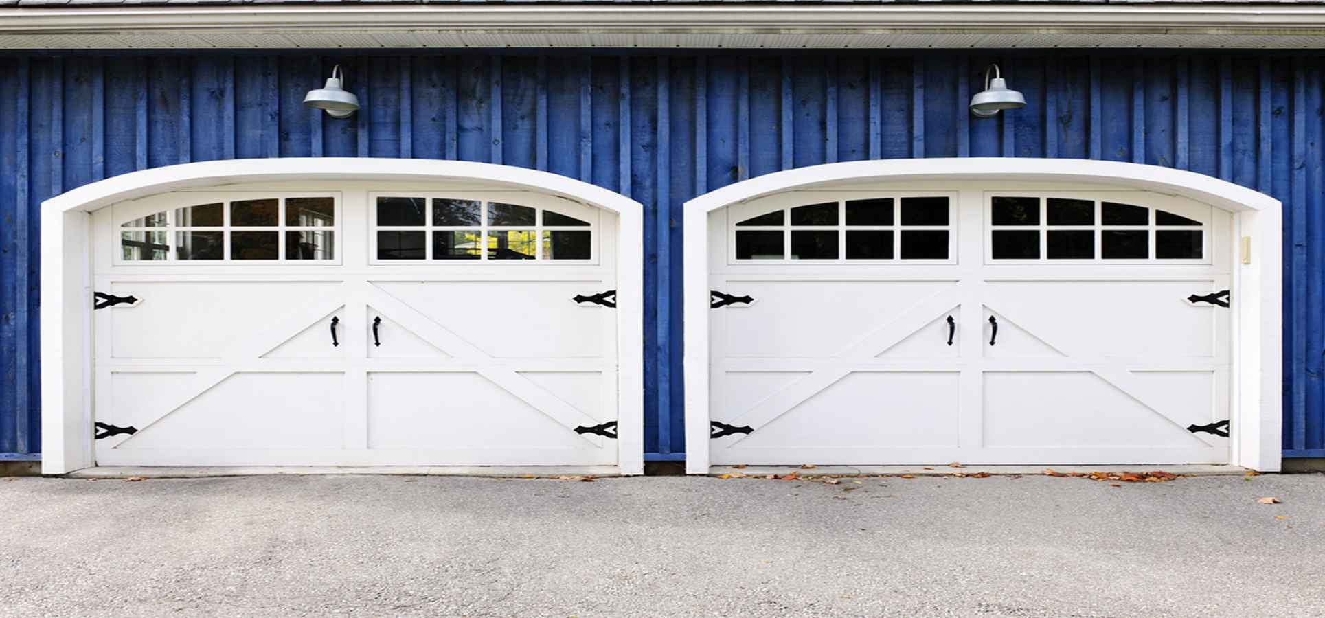 White Garage Doors-Garage Door Repair