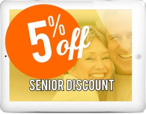 senior discount-Garage Door Repair